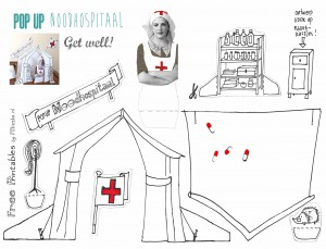 Mieske-Illustraties-noodhospitaal